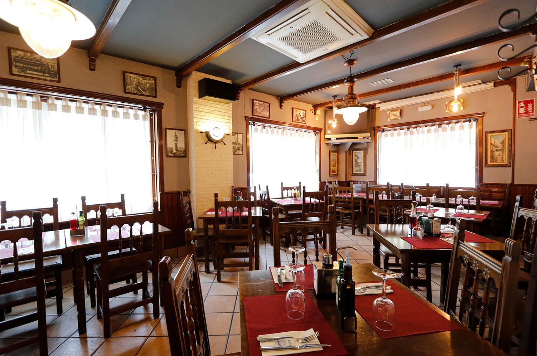 Comedor Restaurante el Eslabón en calle dalia
