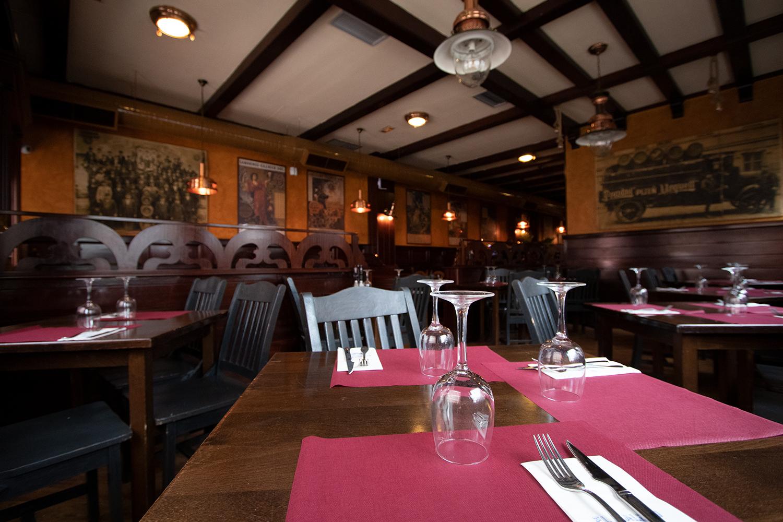 Comedor restaurante El Eslabón en Calle Río Segura Móstoles